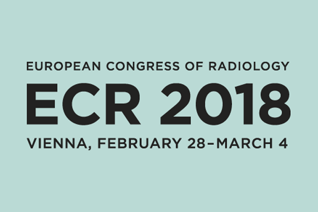 Specialists of STC-MT at the annual European Congress of Radiology (ECR) 2018