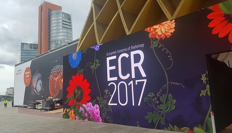 The company's specialists took part in the European Congress of Radiology (ECR) 2017